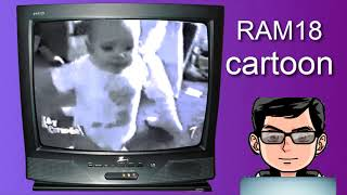 Ay caramba tercera parte | RAM18 cartoon