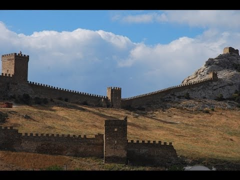 Crimea: a travel documentary (Bakhchisaray, Sevastopol, Yalta, Livadija, Sudak)