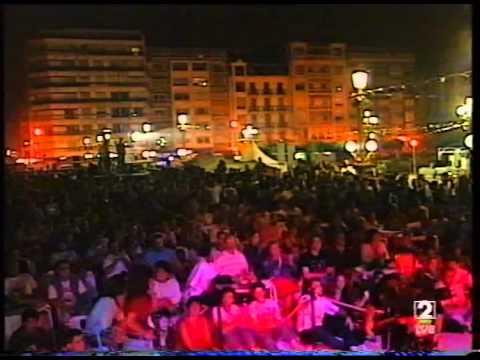 Luther Allison - Festival de jazz de San Sebastian July 1994