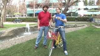 Toda la adrenalina del Developer Bus en el Googleplex (Spanish)