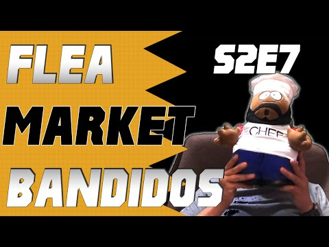 Flea Market Bandidos (12) - Shanghai Chef - Video Game Hunting in Europe