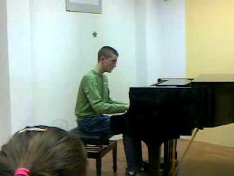 Drljača Vanja, Ludvig Van Beethoven - Fur Elise.