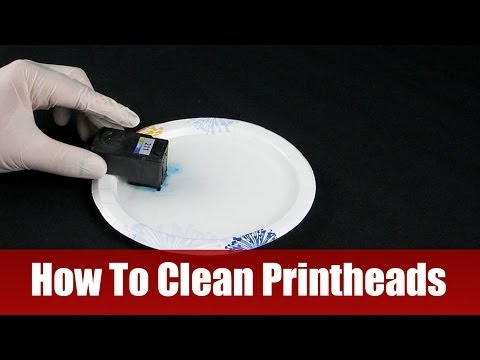 How To Clean Printheads