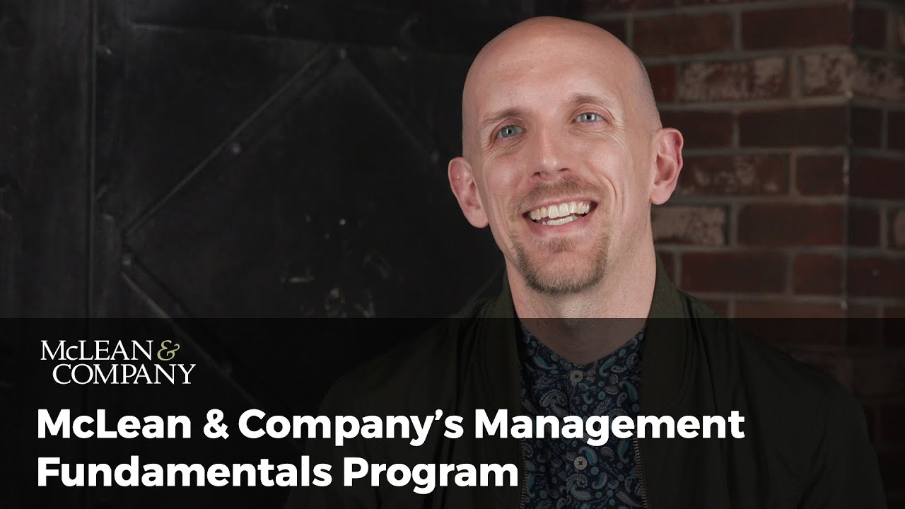 Management Fundamentals Program