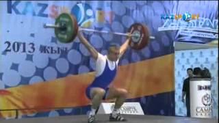 Ауыр атлетикадан Қазақстан Кубогі, Қызылорда 3-ші күн
