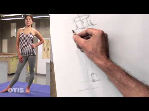 Gesture Drawing I with Chris Warner (Otis College)