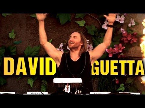 David Guetta - Play Hard   Tomorrowland 2013   LIVE EDIT