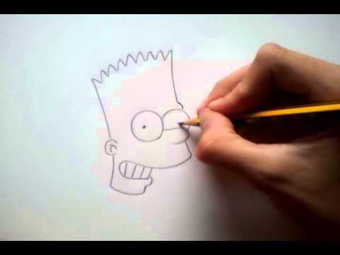 Bart Simpson zeichnen  YouTube