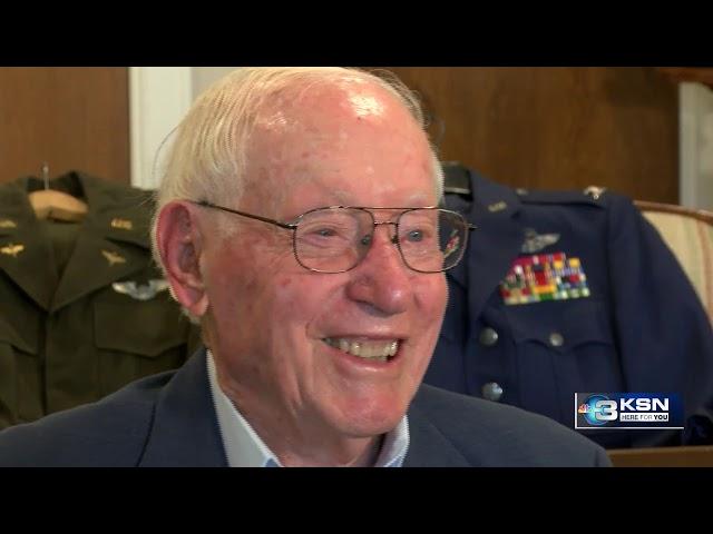 Veteran Salute: Thorne Longsworth