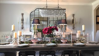 2019 Spring | Easter Tablescape Tips and Idea