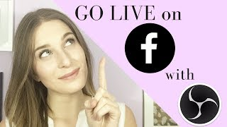 Facebook Live With OBS Studio