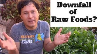 Downfall of the Raw Foods Diet ?