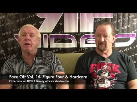 Face Off Vol. 16- Figure Four & Hardcore (Ric Flair & Terry Funk) Preview