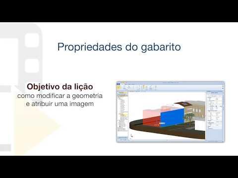 Vídeo Tutorial de Edificius - Propriedades do gabarito - ACCA software thumbnail