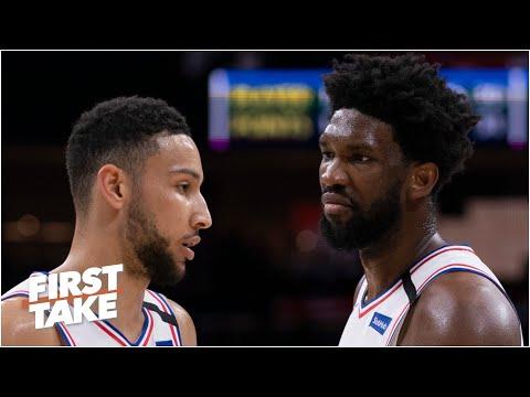Can Joel Embiid & Ben Simmons win the NBA title? First Take debates