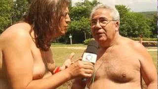 Antonio Sacomory - Encontro Latinoamericano de Naturismo (Parte 1)