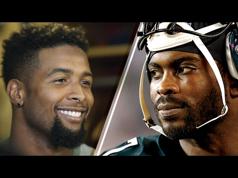 Odell Beckham Jr Pays Tribute to Michael Vick After He Announces Retirement, Comeback STILL Possible