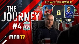FIFA 17 THE JOURNEY! 1ST GOAL!