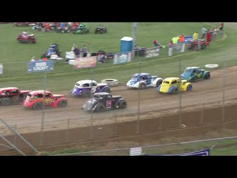 Angell Park Speedway Legends Races 7/28/2019