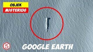 Penampakan Objek Paling Misterius Yang Di temukan Di google Earth Sepanjang 2018