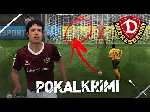 KOMMT DAS POKALAUS??! ELFMETERKRIMI!! FIFA 17 YOUTH TO GLORY MIT DRESDEN#6