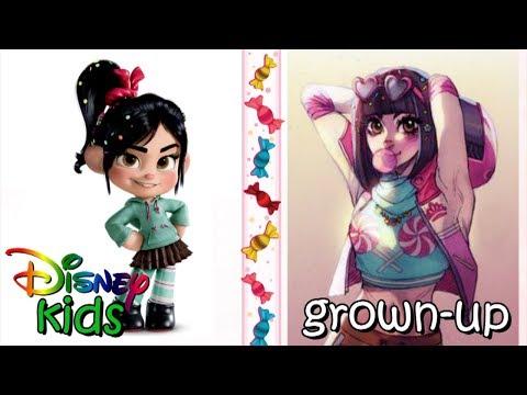 Disney Kids All Grown Up!