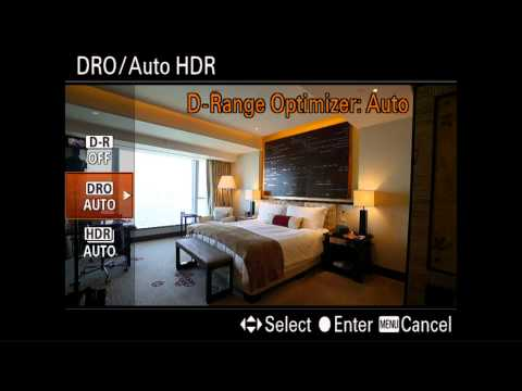 How To Photograph Interiors With Auto HDR on Sony Cameras