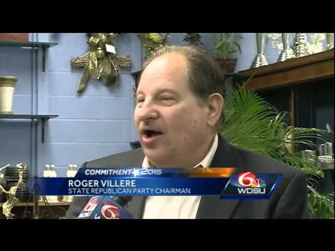 Republican Dardenne backs Democrat Edwards in Louisiana governor