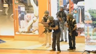 Nairobi attack: new footage from inside Westgate mall