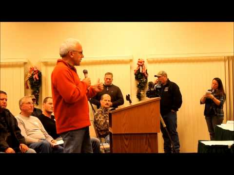 Comments From The MT FWP Proposed Hunting District Changes