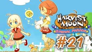 Harvest Moon Animal Parade # 21 : ในที่สุด!! ลูกสาวก็โต!!!