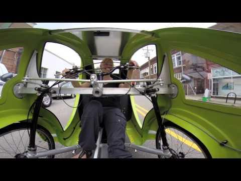 ELF (Electric Light Fun) vehicle in Raleigh