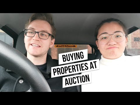How To Buy Auction Property | Lessons In UK You Can't Miss!