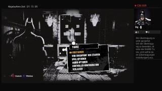 Batman Arkham Asylum Part 1 Willkommen im Irrenhaus Deutsch