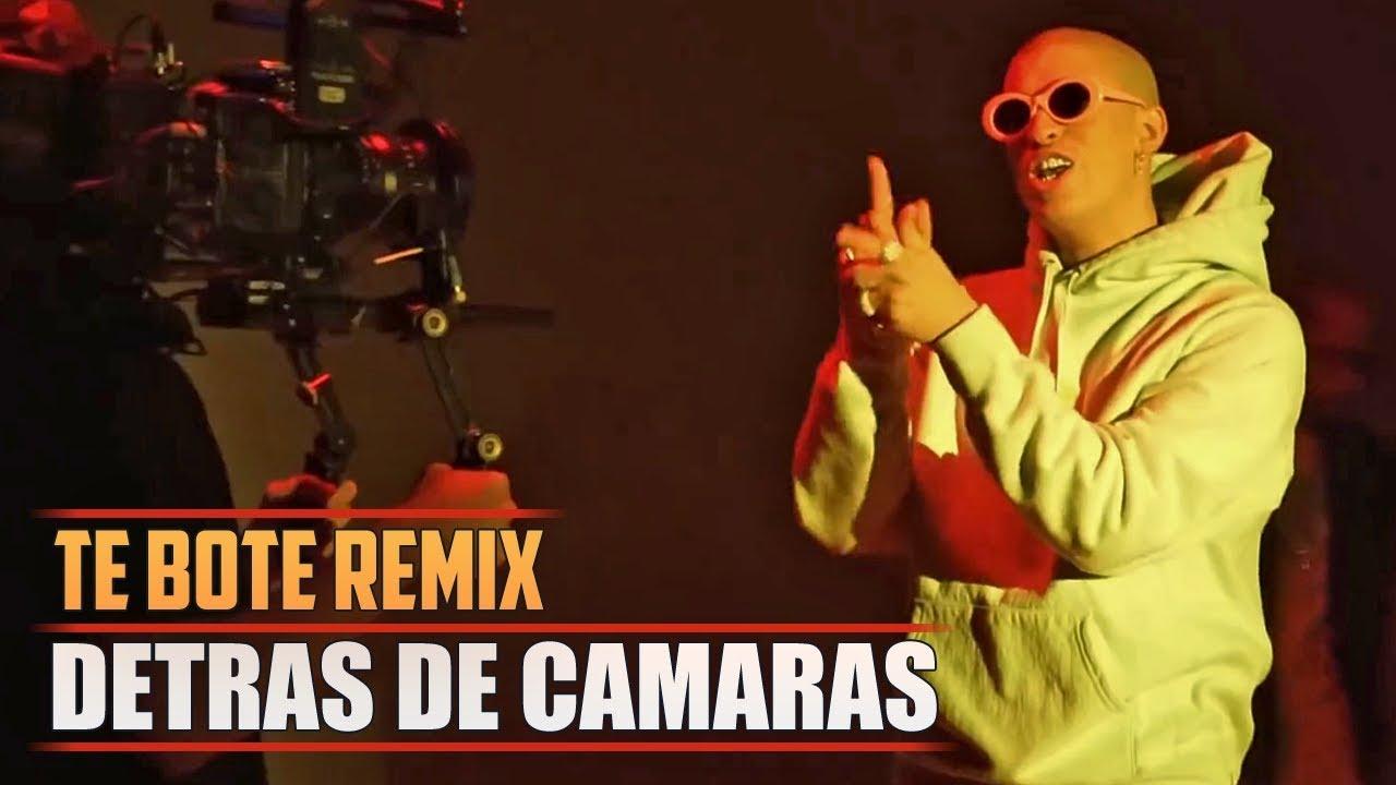 Te Bote Remix (Detras de Camaras) - Bad Bunny, Ozuna, Nio Garcia, Casper, Darell, Nicky Jam #1