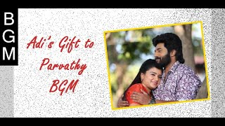 Sembaruthi Serial Adi's Gift To Parvathi Romantic BGM - Triple 9 Media