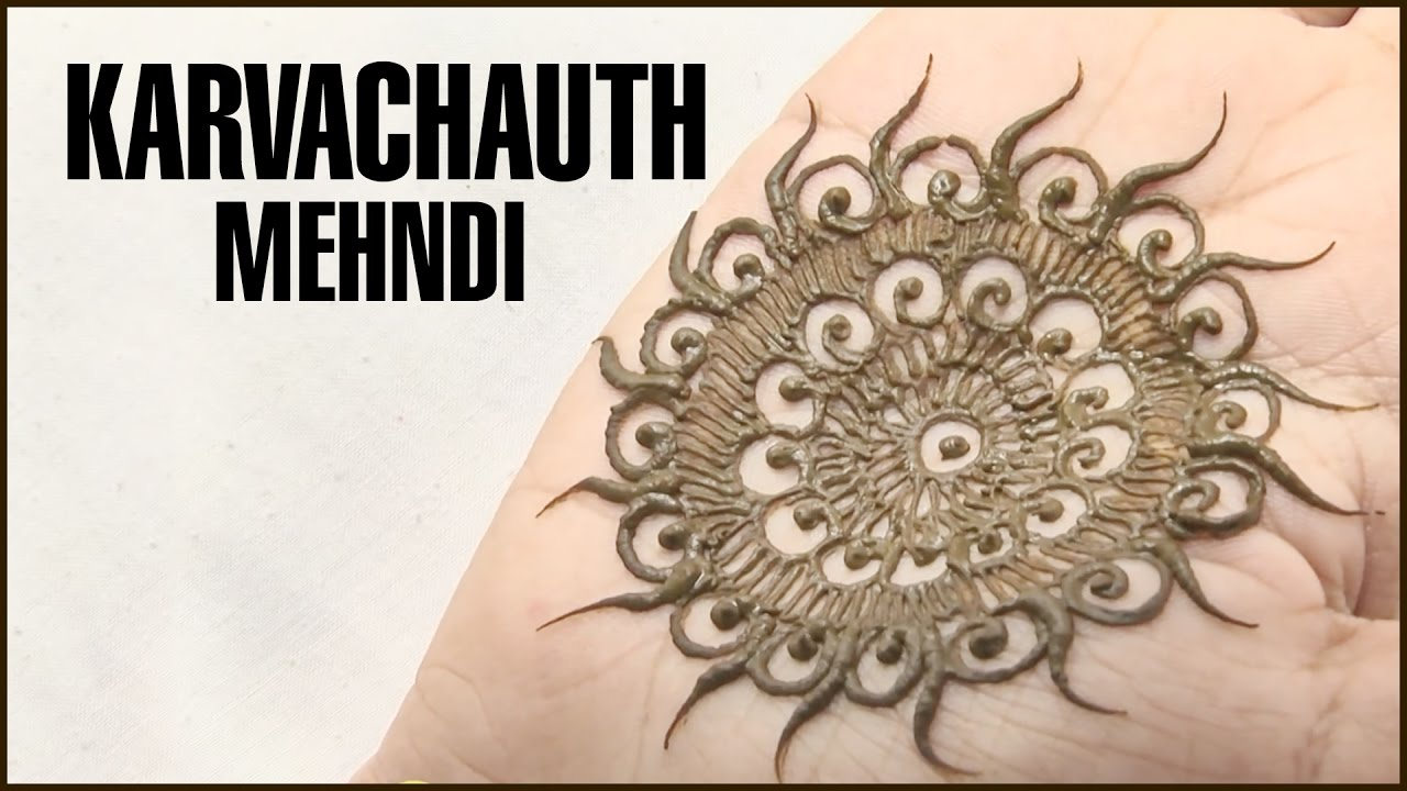 Design For Mehndi For Teen Agers 98