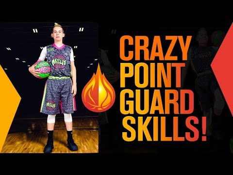 9th Grade EGT'er Has CRAZY Point Guard Skills!