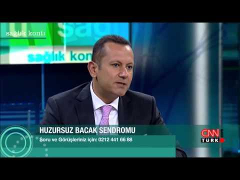 Huzursuz bacak sendromu   Prof. Dr. Serdar Dağ