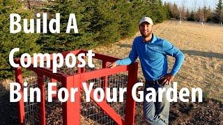 Diy Home/garden Compost Bin