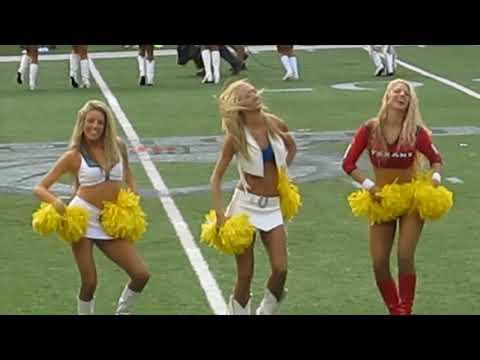 Pro Bowl 2014 Cheerleaders