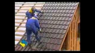 видео Монтаж металлочерепицы в Барнауле / Стоимость монтажа гибкой черепицы
