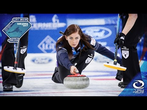Sweden v Scotland - Bronze Medal - CPT World Women's Curling