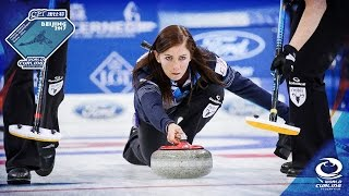 Sweden v Scotland - Bronze Medal - CPT World Women's Curling Championship 2017