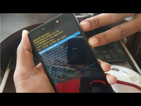 Tecno F3 (POP 1 Pro) Hard Reset Tricks || Remove Forgotten Pattern Lock Any Tecno Smartphone