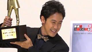 映画『探偵はBARにいる3』の公開を記念した「大泉洋映画祭」が行われ、...