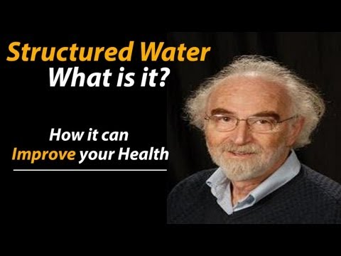 Structured Water, What is it and How it can Improve your Health