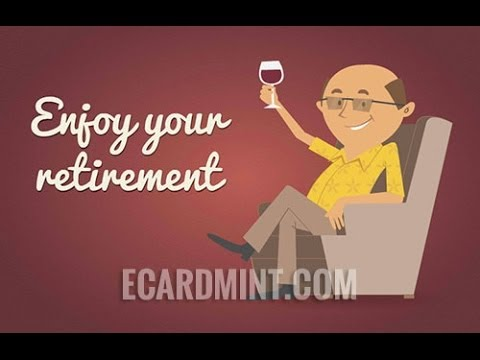 Enjoy your retirement company ecards youtube m4hsunfo