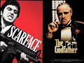 SCARFACE QUOTES VS THE GODFATHER QUOTES