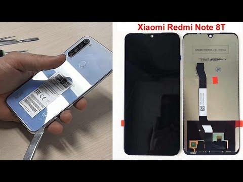 ЗАМЕНА ДИСПЛЕЯ XiAOMi REDMi 8T, Как Быстро Поменять Дисплей на Redmi 8T